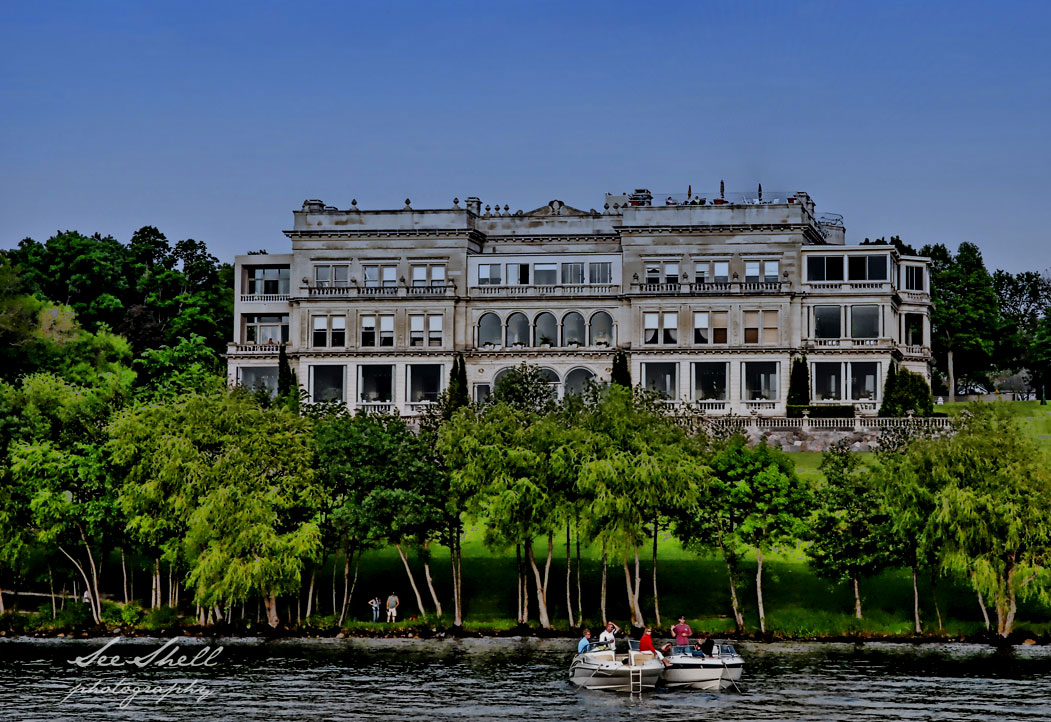 Stone Mansion Lake Geneva