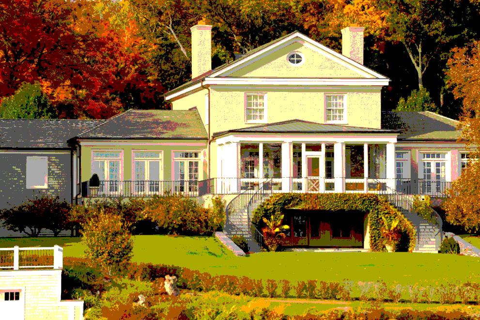 Wrigley Mansion Lake Geneva, WI